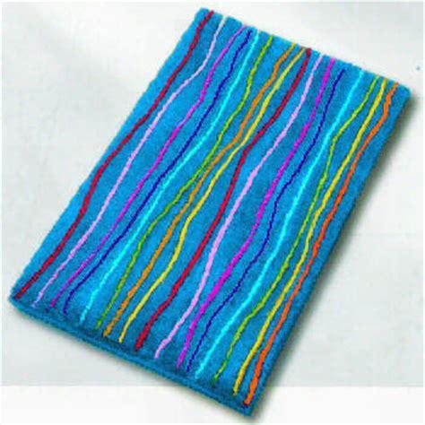 rainbow bath rug rainbow non slip childrens bath rug with a rainbow of colors