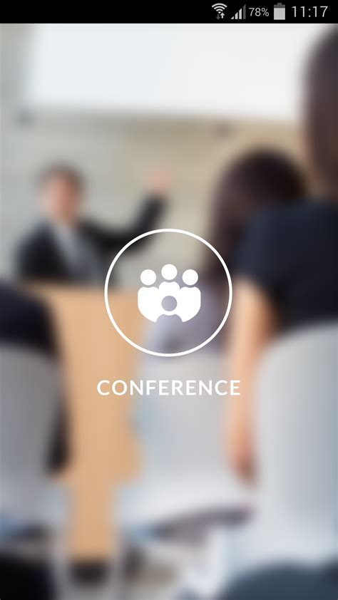 conference app by i108 codecanyon