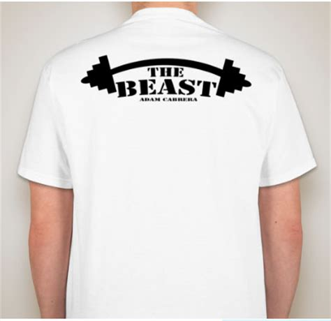 Tshirt Beast Hitam Dealdo Merch the beast t shirt