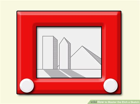 Things To Draw On Etch A Sketch by How To Master The Etch A Sketch 9 Steps With Pictures