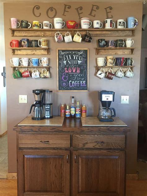 1000 ideas about coffee area on pinterest cookbook 1000 ideas about coffee cup storage on pinterest
