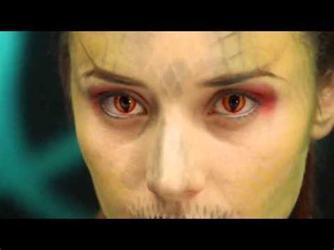 beautiful dragon eye contact lenses youtube