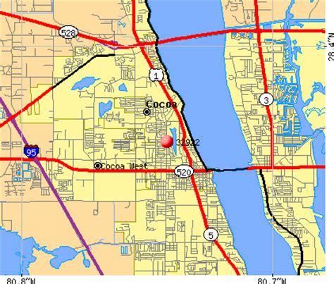 florida map cocoa 32922 zip code cocoa florida profile homes