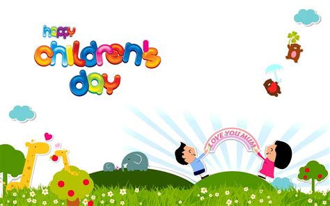 childrens wallpaper happy childrens day images hd wallpapers and photos