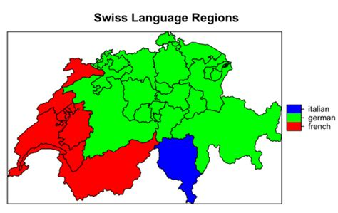 switzerland map languages geographic maps in r smartdata collective