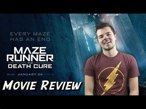 maze runner youtube film completo maze runner the death cure movie review youtube