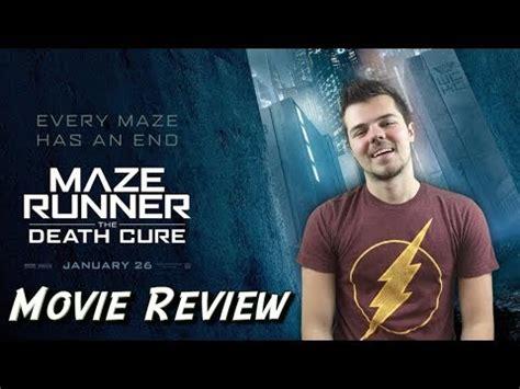 maze runner youtube ganzer film maze runner the death cure movie review youtube
