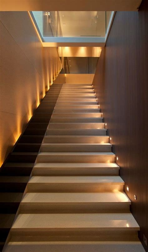 design of lighting for home 25 best ideas about stair lighting on led