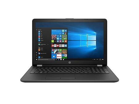 hp notebook 15 bs033cl core i3 7th generation laptop 4gb