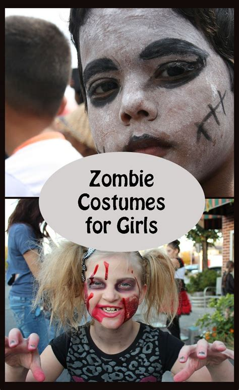 zombie walk tutorial cool zombie costumes for girls ideas spooktastic