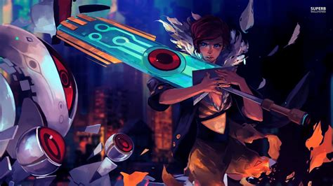transistor game wallpaper iphone transistor game anime c wallpaper 1920x1080 169828