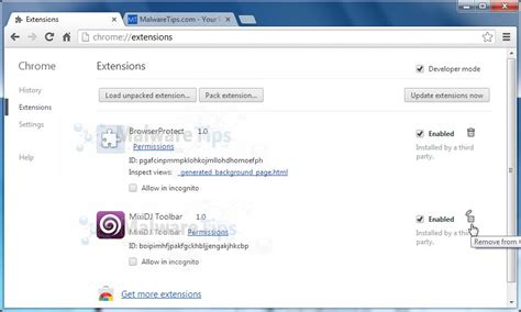 remove search with bing toolbar from ie chrome or uninstalling a toolbar in chrome