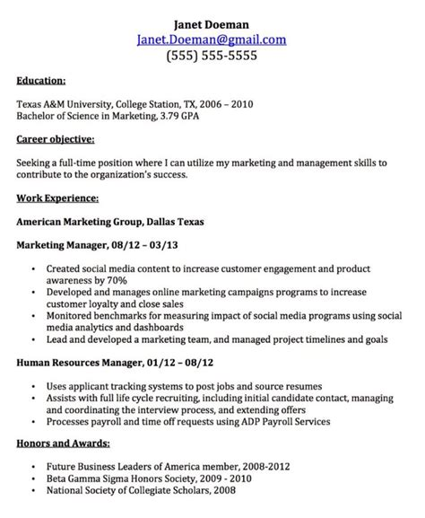 resume new job same company sample resume showing multiple positions same company