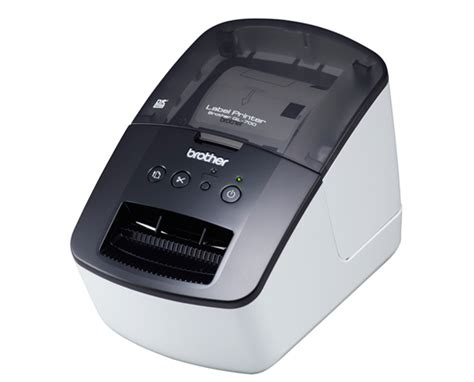 Label Printer Ql 700 写真 寸法 宛名ラベル バーコードラベルに最適なピータッチql 700 ラベルプリンター ブラザー