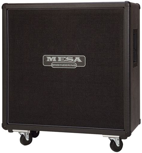 mesa boogie 4x12 recto traditional straight cabinet keymusic