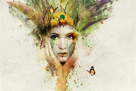 tutorial watercolor photoshop indonesia 12 of the best photoshop tutorials created in september
