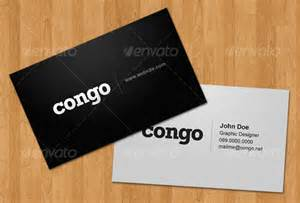 Best Business Card Templates by Best Business Corporate Cards Templates Designmodo