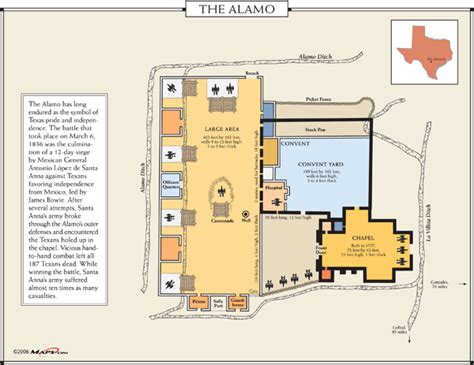 alamo floor plan alamo floor plan alamo floor plan layout of the alamo