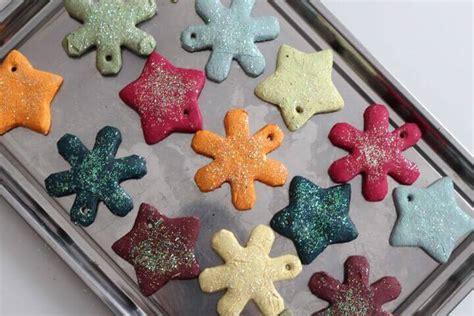 classic salt dough recipe for christmas ornaments salt dough ornament recipe