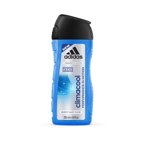 Adidas Protect Shower Gel stay fresh before and after a workout with adidas