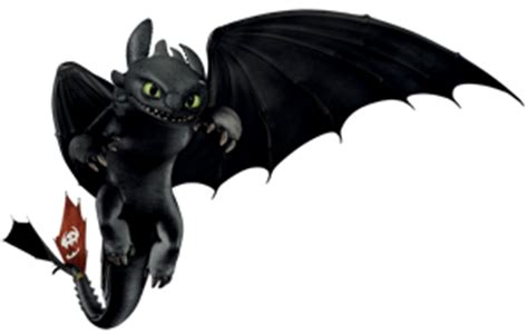 toothless – how to train your dragon characters – school