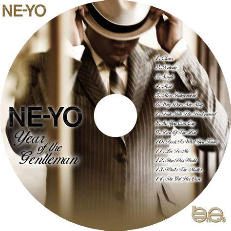Ne Yo Unveils New Album Title Because Of You Ae Inspired By Of His Fans In Stores May 1st by Neyo The Year Of