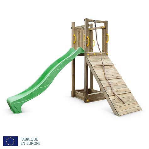 Toboggan Enfant Pas Cher 2705 by Jeux Avec Toboggan Les Cabanes De Jardin Abri De Jardin