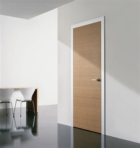 modern wood door interior swing doors contemporary interior door trim