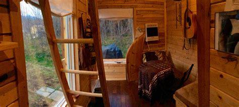 Amish Built Tiny House Swoon Cabin Tiny House Swoon