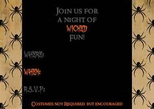 halloween invitations free templates secrets of a modern mama free printable halloween
