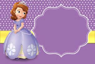 Diy Invitation Kits Princess Invitation Template