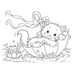 coloring pages cats free printable cat coloring pages for