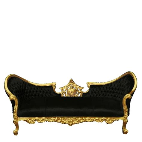 Black And Gold Sofa Fancy Black And Gold Couch 99 For Your