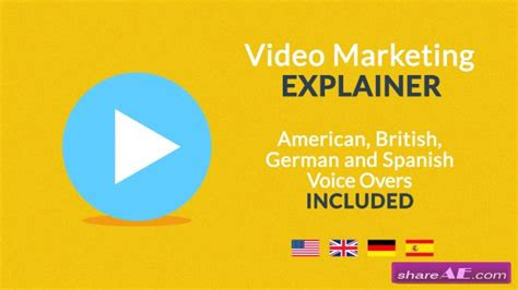 explainer video templates project for after effects videohive video marketing explainer videohive 187 free after effects