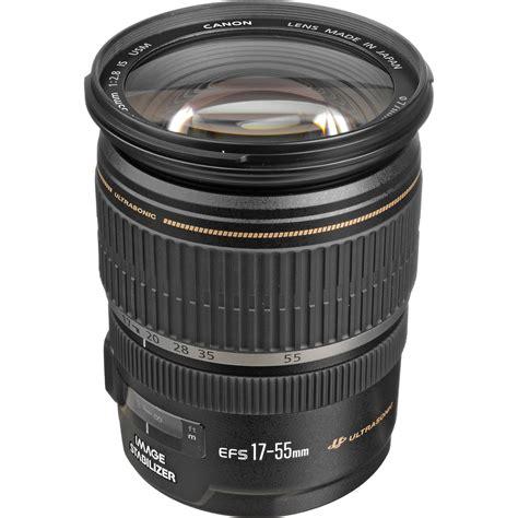 Ef S 17 55 F 2 8 Is Usm canon ef s 17 55mm f 2 8 is usm lens 1242b002 b h photo