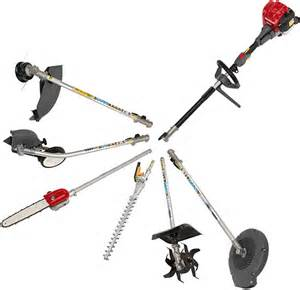 Garden Equipment Accessories New Honda Versattach System Of Modular Outdoor Power Tools
