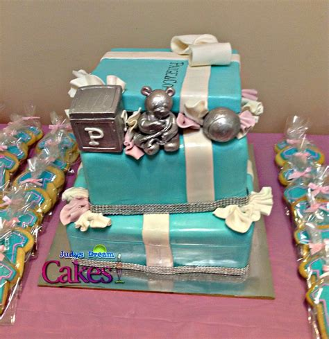 Co Baby Shower by Co Inspired Baby Shower Cake Cakecentral
