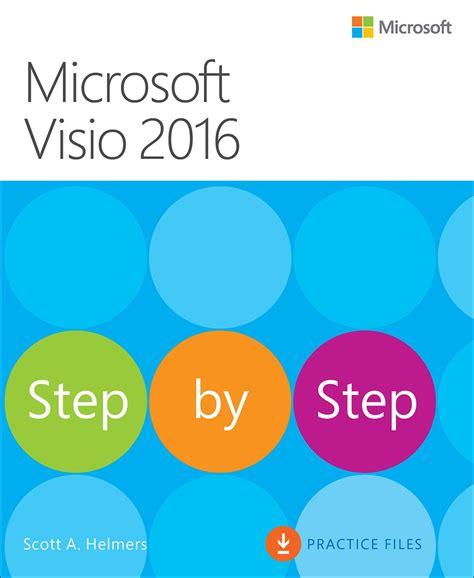 visio step by step microsoft visio 2016 step by step microsoft press store