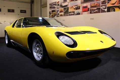 Lamborghini Old by Lamborghini S Polostorico Will Make Old Lambos Even More