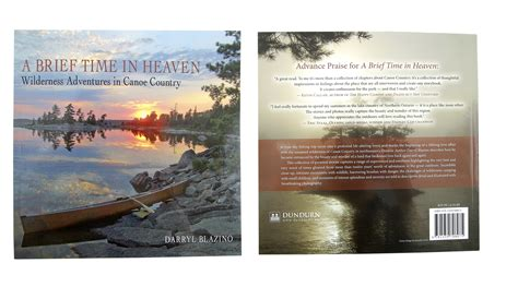 a brief time in heaven wilderness adventures in canoe country books a brief time in heaven books