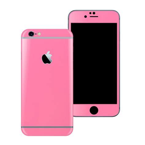 Hp Iphone 6 Pink iphone 6 plus 3m pink matt skin wrap decal easyskinz