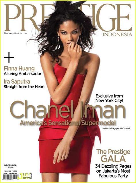 chanel iman jr smith chanel iman covers prestige magazine photo 2386071