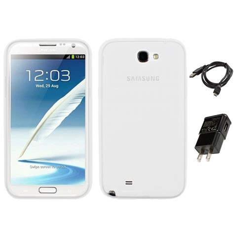 Softcase Silicon Millenium Samsung Galaxy Note 2 for samsung galaxy note 2 n7100 silicone skin rubber soft cover charger ebay