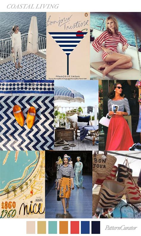 pattern curator ss18 trends pattern curator color print coastal living