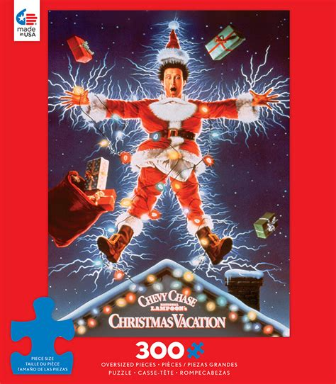 film jigsaw age christmas vacation movie posters family puzzle