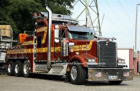 kenworth trucks deutschland kenworth w900 klek hasbergen germany