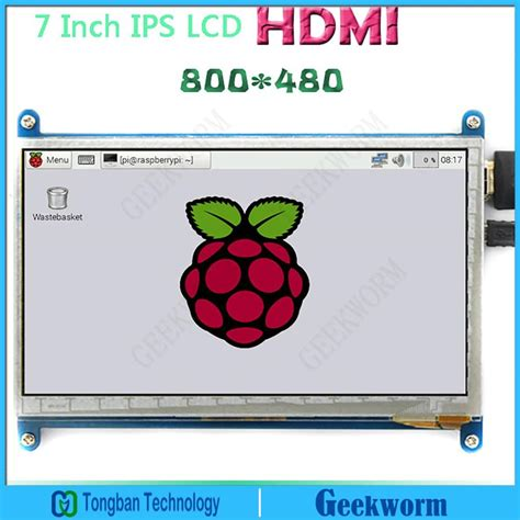 Raspberry Pi 7 Ips Lcd Capacitive Touchscreen W Housing Waveshare buy wholesale 7 inch screen laptops from china 7