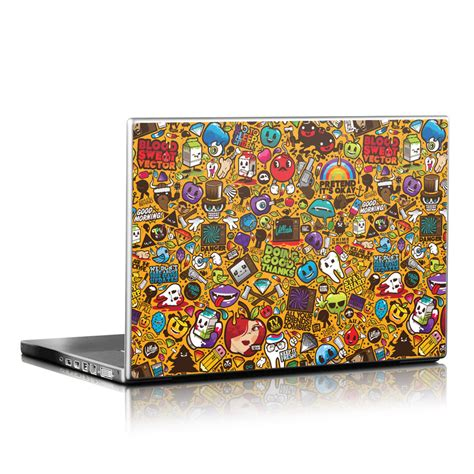 Skins For Customizing Your Apple Tv by Psychedelic Laptop Skin Covers Any Laptop Custom Size