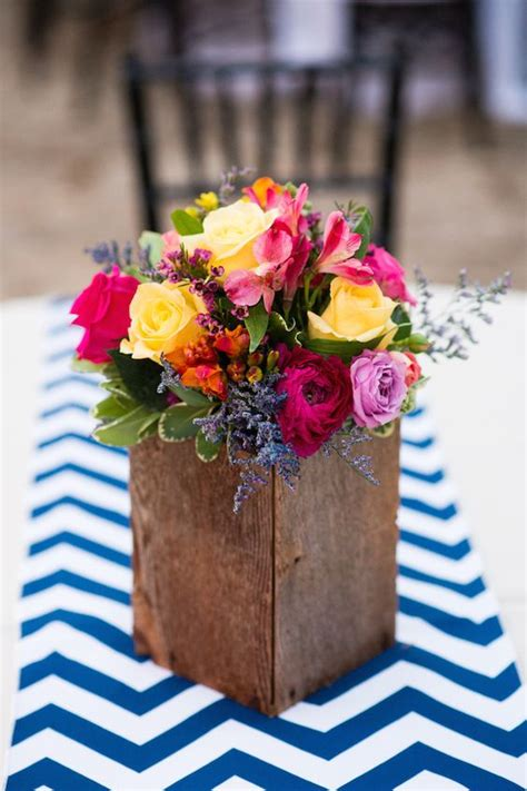 wooden box wedding decor centerpieces page