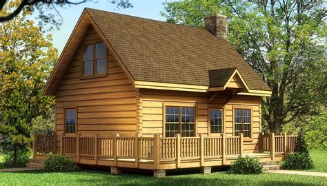 cabin kits mexico quot the alpine i quot is one of the many log cabin home plans